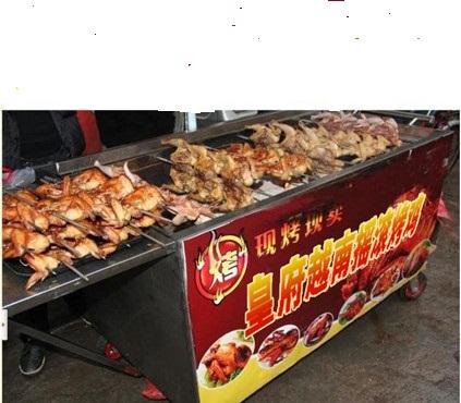 低价出售越南摇滚烤鸡箱