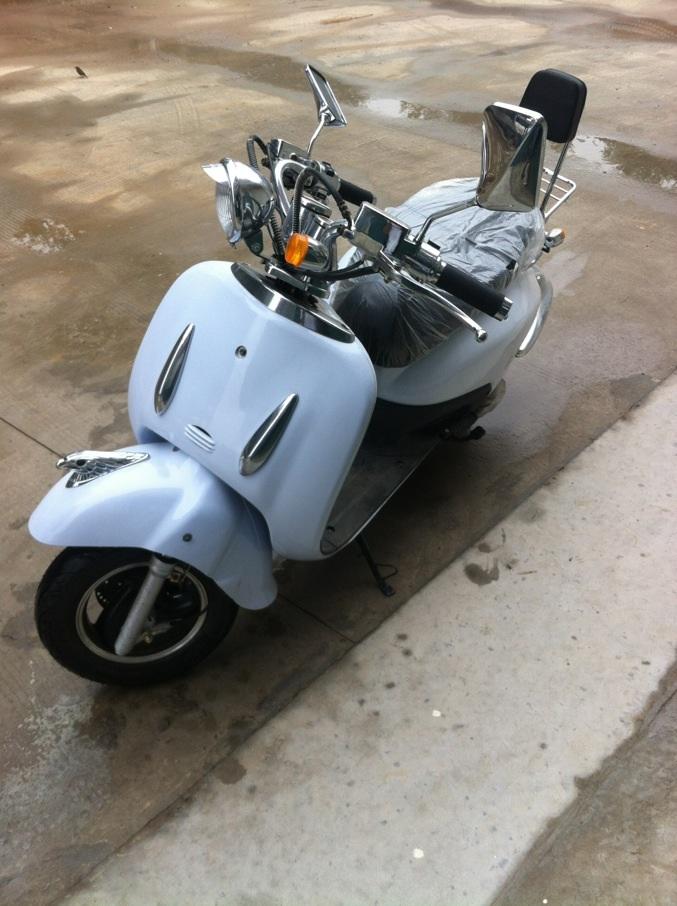 大龟王摩托车在嘉陵购买的