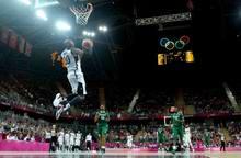 8月3日 奥运会男篮 梦十美国vs尼日利亚 全场录像回放