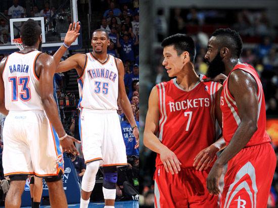 11月29日NBA常规赛火箭vs雷霆视频直播全场录像回放