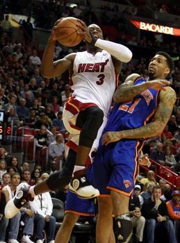 12月7日NBA常规赛热火vs尼克斯视频直播全场录像回放