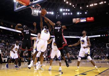 12月13日NBA常规赛热火vs勇士视频直播全场录像回放
