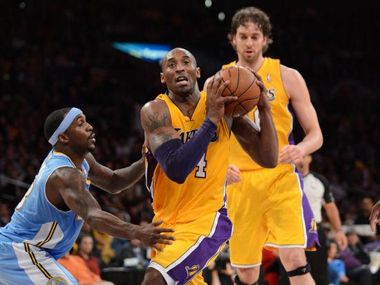1月7日NBA常规赛湖人vs掘金视频直播全场录像回放