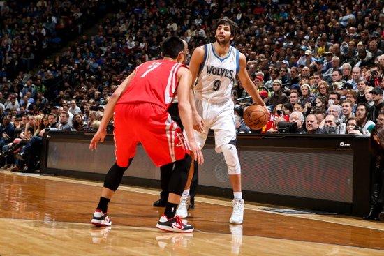 1月20日NBA常规赛火箭vs森林狼视频直播全场录像回放