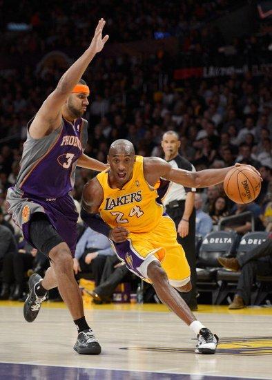 1月31日NBA常规赛湖人vs太阳视频直播全场录像回放