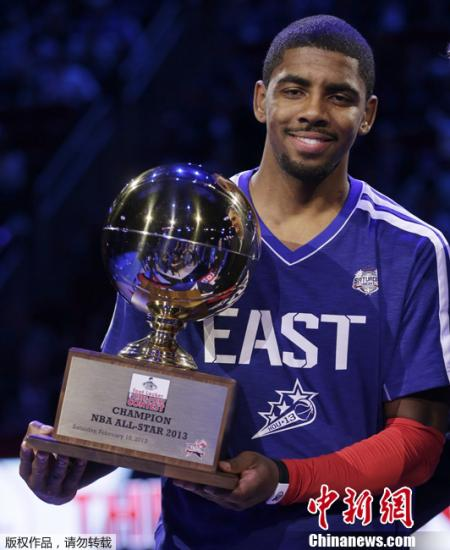 2月18日NBA全明星赛西部明星vs东部明星视频直播全场录像