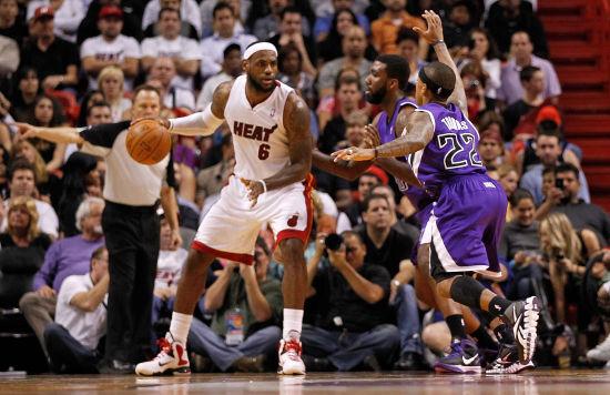 2月27日NBA常规赛热火vs国王视频直播全场录像